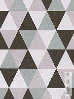 Tapete  - Grafische Tapeten - Rosa Box, 03