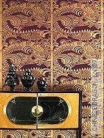 Tapete  - Rot CHINESE DRAGON,  07