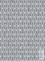 Tapete  - Grafische Tapeten - Silber Robina