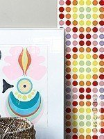 Tapete: Design Dots
