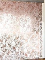 Tapete: Hothouse copper-rose/white