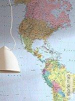 Tapete: World map