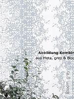 Tapete: Bloom, grey