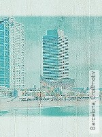 Tapete  - TresTintas Barcelona, Großmotiv