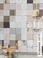 Tapeten  - Papiertapeten Scrapwood, 16