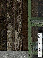 Tapete  - Papiertapeten Scrapwood, 13