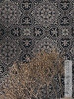 Tapete  - Grundton metallic Piccadilly, 05