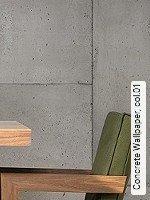 Tapete  - Tapeten mit Holzdesign Concrete Wallpaper, 01