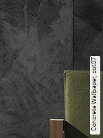 Tapete  - Tapeten mit Holzdesign Concrete Wallpaper, 07