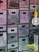 Tapete: Colour Boxes