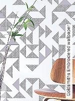 Tapete  - Handdruck Goldsmiths Embroidered wallpaper