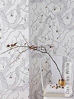 Tapete: Oak Tree, White