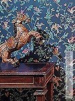 Tapete: Hummingbirds, col.68