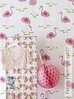 Tapete: Felicity Flamingo, col.07