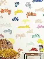 Tapete  - Pop Art Babble