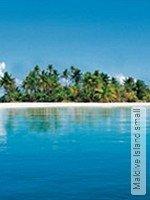 Tapete: Maldive Island small