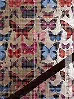 Tapete: Butterfly House, col.01