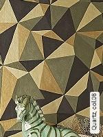 Tapete  - Olive - NEUE Tapeten Quartz, 08