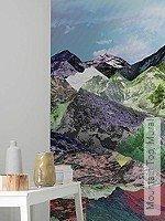 Tapete  - NEUE Tapeten Mountain Top, Mural