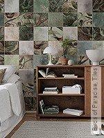 Tapete: Birds of Paradise, Tiles