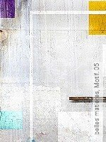 Tapete: belles matieres, Motif. 05