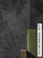 Tapete  - Tapeten mit Holzdesign - NEUE Tapeten Concrete Wallpaper, 07