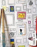 Tapete  - Kinderzimmer Galerie,  50