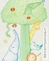 Tapete: Märchenmitwachsbaum