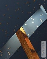 Tapete: Stars, col.07