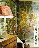 Tapete  - Botanik de Gournay - L' Eden