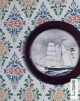 Tapete  - Ethno und Folklore Luitpold