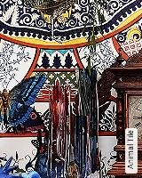 Tapete  - Exotische Tapeten Animal Tile