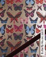 Tapete  - Frühling Butterfly House, 01