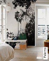 midcentury modern tapeten lust auf was neues. Black Bedroom Furniture Sets. Home Design Ideas