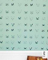 Tapete  - Pastelltöne Cats