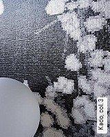 Tapete  - Schwarz-Weiß Kado,  3