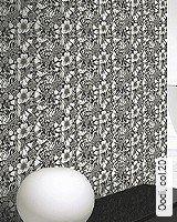 Tapete  - Schwarz-Weiß Oodi, 20