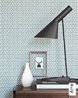 Tapete  - Skandinavisches Design Arne
