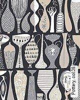Tapete  - Skandinavisches Design Pottery, 08