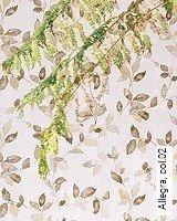 Tapete  - Tapeten in Kupfer und Rotgold Allegra, 02