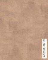 Tapete  - Tapeten in Kupfer und Rotgold Ahimsa, 09