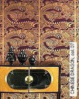 Tapete  - Animal Print CHINESE DRAGON,  07
