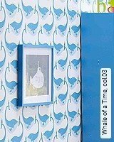 Tapete  - Animal Print Whale of a Time, 03