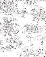 Tapete  - Animal Print India, 02
