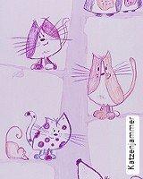Tapete  - Animal Print Katzenjammer