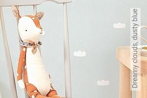 Preis:83,00 EUR - Kollektion(en): - Skandinavisches Design - KinderTapeten