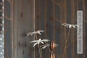Preis:116,00 EUR - Kollektion(en): - Tapeten in Kupfer und Rotgold