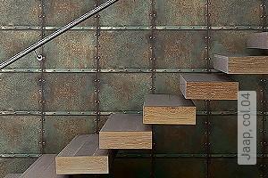 Preis:94,80 EUR - Kollektion(en): - Tapeten in Kupfer und Rotgold