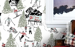 Bild Tapete - Winter Sports