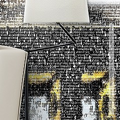 Preis:450,00 EUR - Kollektion(en): - Abwaschbare Tapeten